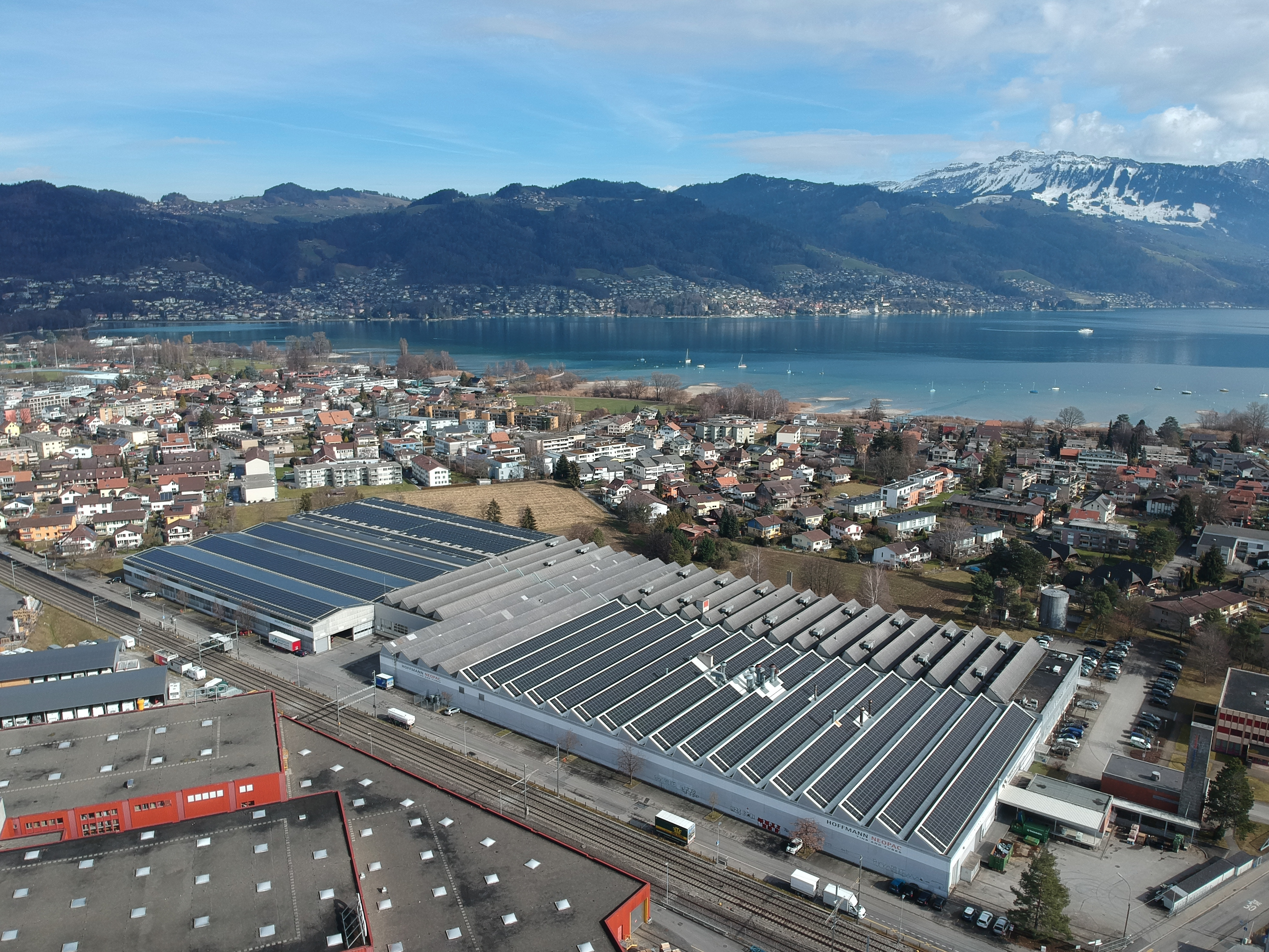 Hoffmann Neopac Makes Massive Green Energy Investment at Switzerland Packaging Plants