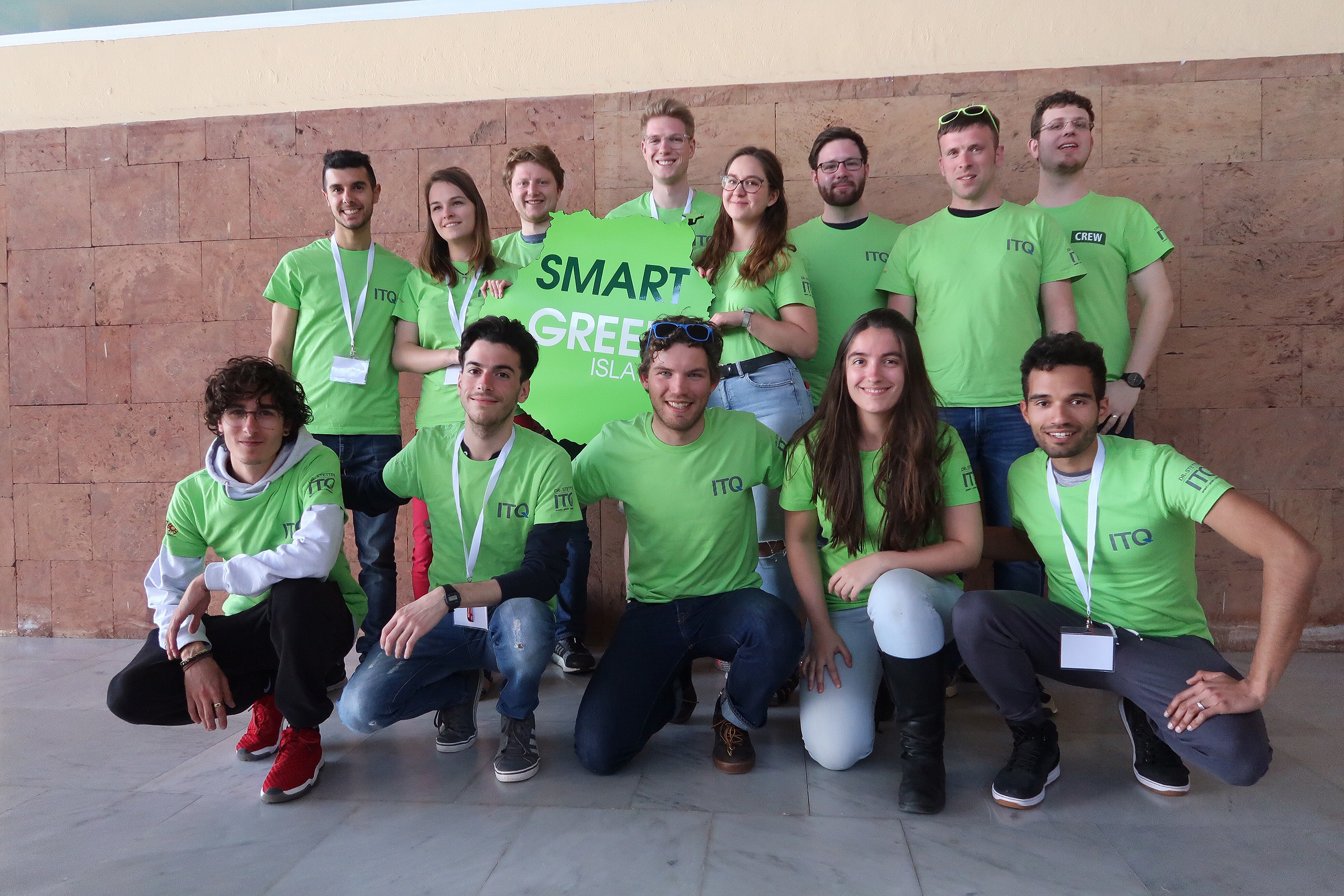 Smart Green Island Makeathon 2019 Team