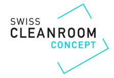 Logo Swisscleanroomconcept
