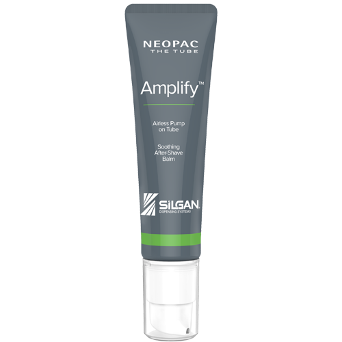 Neopac-The-Tube-Amplify-Airless-Tube-SILGAN-Smoothing-Aftershave-Balm